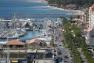 Port d'Hyères vue aérienne