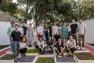Le jury et les lauréats du concours Design Parade Hyères