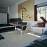 Francois Halard - photographie de l'intérieur de la villa - e-1027 des architectes Jean Badovici et Eileen Gray