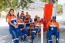 Les bénévoles de la Protection civile du Var
