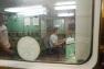 Mir : salle des commandes
