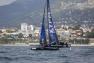 Le bateau TPM a pris le départ de la finale aux côtés des autres concurrents