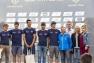 Remise des prix dimanche - TPM Sailing Team avec Christian Simon, vice-président de TPM