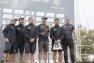 Remise des prix à Ineos team, vainqueur de la finale à Toulon