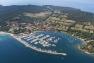 Ile de Porquerolles - port - Hyères