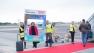 Inauguration ligne Toulon-Hyères / Paris-CDG ©DR