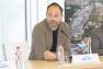 Lionel Doyen - designer des nouveaux bus du Réseau Mistral