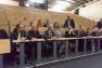 Inauguration Pôle universitaire - Visite du grand amphithéâtre