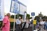 Inauguration des travaux ZAE du Palyvestre