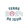 Terre de jeux 2024 - logo