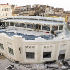 Le chantier des Halles