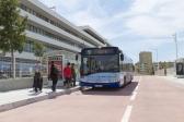 Voie de bus réseau Mistral