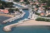 Hyères - Port de l'Ayguade